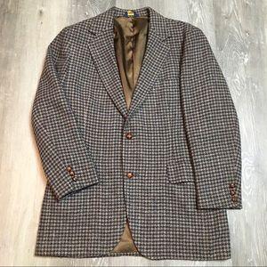 VintagePendleton pure virgin wool suit blazer coat